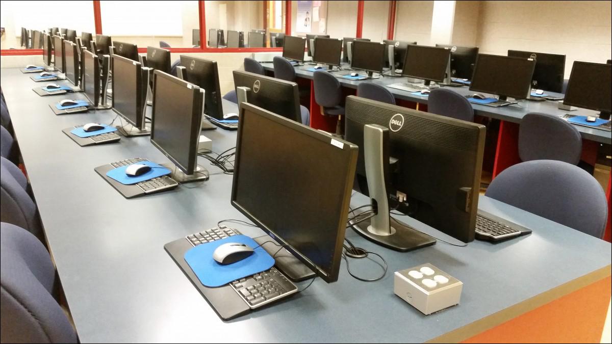 EII Learning Center Lab