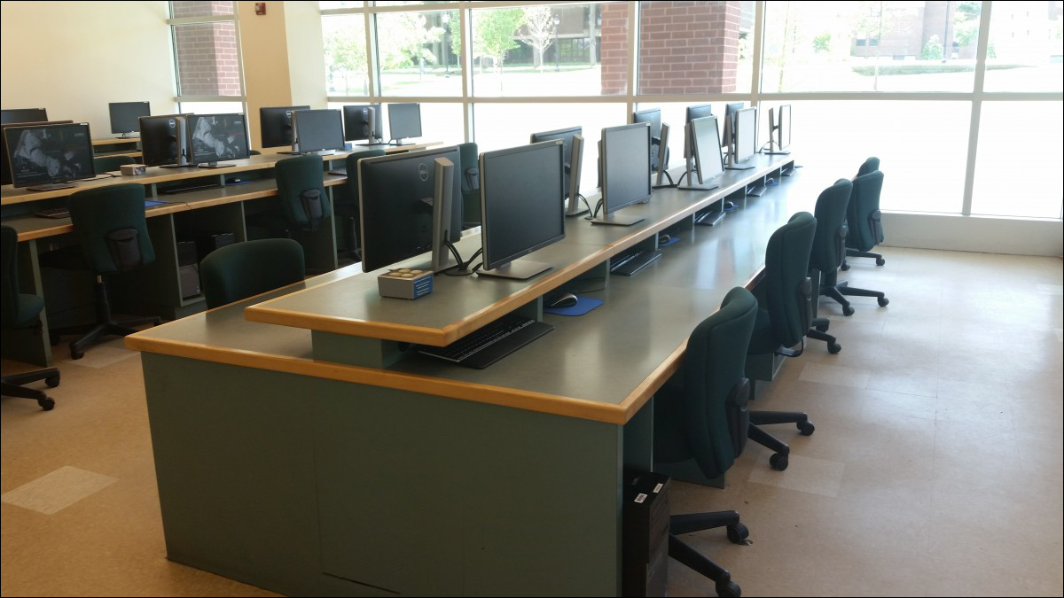 ITE Learning Center Lab
